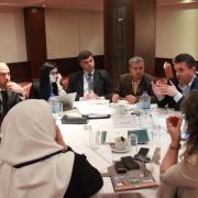 ورشة عمل الرؤية التخطيطية:فلسطين 2025