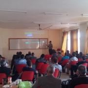 محاضرة علمية بعنوان- إدارة الطاقة والتحكم بأنظمة التهوية والتكييف HVAC