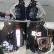 """فوز وتكريم فريق """"جهاز غسيل الكلى للاستخدام المنزلي"""" ضمن فعاليات أسبوع فلسطين الثالث للريادة والتشغيل"""