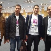 فريق من كلية الهندسة يشارك في الأولومبياد العالمي للروبوت