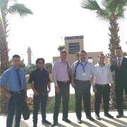 مشاركة مميزة لجامعة بوليتكنك فلسطين في مؤتمر الابداع البيئي الثالث  في جامعة الزيتونة الاردنية
