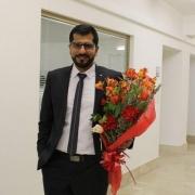 """الدكتور  بدر العطاونة ينال درجة """"الدكتوراه الأوروبية"""" في التصميم المعماري"""