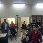 استقبلت كلية الهندسة وبالتعاون مع العلاقات العامة وفداً من مدرسة بيت عوّا بالشراكة مع مؤسسة تحفيز