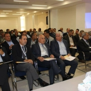 مشاركة كلية الهندسة في القاء الريادي الأول (دور القطاع الأكاديمي في التنمية الاقتصادية والريادة والإبداع)