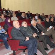 """كلية الهندسة تعقد محاضرة علمية بعنوان (التسجيل التركي للأراضي """"الطابو التركي"""")"""