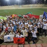 مشاركة الفرع الطلابي IEEE في مؤتمر الأفرع الطلابية لجامعات الشرق الأوسط