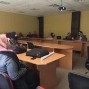 كلية الهندسة تشارك بعقد ندوة علمية بعنوان: (العمارة المُستدامة)