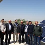 خدمة للمجتمع والقرى المُهمّشة - د. ماهر مغالسة يحصل على تمويل لتزويد قرية فلسطينية بالطاقة الشمسية