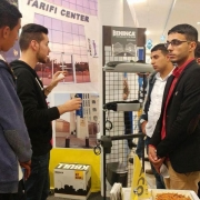 تنظيم زيارة علمية إلى المعرض الفلسطيني لخدمات ومنتجات البناء والبنية التحتية ومتحف الشهيد ياسر عرفات