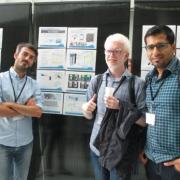 مشاركة علمية للمهندس بدر عطاونة من دائرة الهندسة المدنية والمعمارية