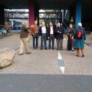 مشاركة كلية الهندسة في مؤتمر الشراكة الفلسطينية الهولندية PADUCO
