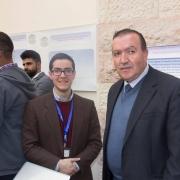 فوز كلية الهندسة بثلاثة جوائز مميزة في المؤتمر الثاني حول البحث والابتكار في الهندسة وتكنولوجيا المعلومات