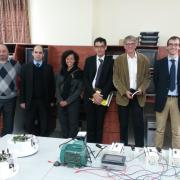 وفد من القنصلية الفرنسية العامة يزور جامعة بوليتكنك فلسطين
