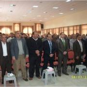 """جامعة بوليتكنك فلسطين تشارك في لقاء حول """"مستقبل التعليم المهني والتقني في قلسطين"""""""