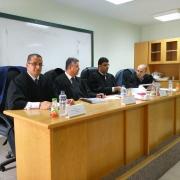 Palestine Polytechnic University (PPU) - مشاركة د. غادي زكارنة في مناقشة رسالة ماجستير