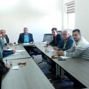 Palestine Polytechnic University (PPU) - اجتماع هام مع عميد القبول والتسجيل