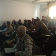 Palestine Polytechnic University (PPU) - كلية الهندسة تعقد محاضرة علمية بعنوان: الأطراف الصناعية والأجهزة المساندة