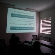 """Palestine Polytechnic University (PPU) - دائرة الهندسة الميكانيكية تعقد ورشة عمل حول """"كيفية كتابة مشاريع بحثية مُموّلة"""""""