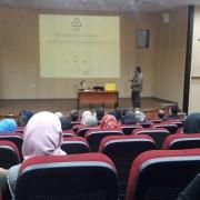 Palestine Polytechnic University (PPU) - ندوة علمية حول المواد المبلمرة (البلاستيكية) الملامسة للغذاء وأثرها على الصحة