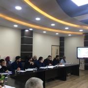 Palestine Polytechnic University (PPU) - دائرة الهندسة المدنية والمعمارية تعقد ورشة عمل خاصة بتطوير خطة برنامج البكالوريوس في الهندسة المعمارية