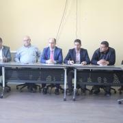 Palestine Polytechnic University (PPU) - زيارة مرشحي قائمة المهندس الفلسطيني لكلية الهندسة