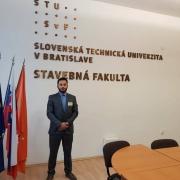Palestine Polytechnic University (PPU) - م. فهد صلاحات يشارك في دورة تدريبية لتكنولوجيا طاقة الرياح في سلوفاكيا