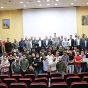 Palestine Polytechnic University (PPU) - دائرة الهندسة الميكانيكية في كلية الهندسة تنظّم حفل تكريم لمعلميها وطلابيها