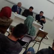 Palestine Polytechnic University (PPU) - دائرة الهندسة الميكانيكية تعقد ورشة عمل تعريفية مع مصنع الوفاء للمواد البلاستيكية