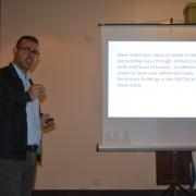 Palestine Polytechnic University (PPU) - الدكتور وائل شاهين يُحقق إنجازات عالمية وعلمية في مجال البحث العلمي والقضية  الفلسطينية
