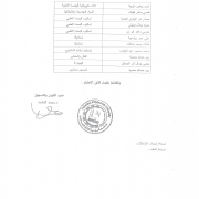 Palestine Polytechnic University (PPU) - الطلبة المتجاوزون لنسبة الغياب المسموح بها