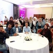 Palestine Polytechnic University (PPU) - مشاركة جامعة بوليتكنك فلسطين في مؤتمر نظم المعلومات الجغرافية ضمن فعالیات مؤتمر اكسبوتك
