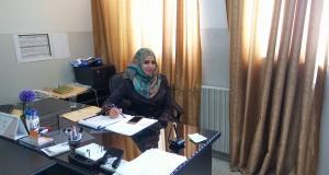 Palestine Polytechnic University (PPU) - استكمالاً لفعاليات تحدي الطالب رئيساً لدائرة الهندسة الميكانيكة الطالبة ليلى أبو الفيلات رئيساً لدائرة الميكانيك ليوم واحد