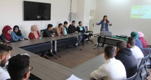 Palestine Polytechnic University (PPU) - دائرة الهندسة الكهربائية تنظم ورشة عمل حول أهمية العمل المجتمعي الريادي