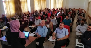 Palestine Polytechnic University (PPU) - محاضرة توعوية حول البناء الأخضر