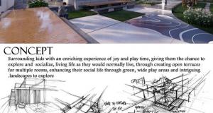 Palestine Polytechnic University (PPU) - مشاركة طالبان في مسابقة معمارية