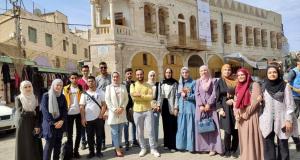 Palestine Polytechnic University (PPU) - المشاركة في افتتاح متحف الخليل القديمة